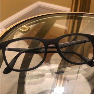 Ray ban glasses (blue gray)